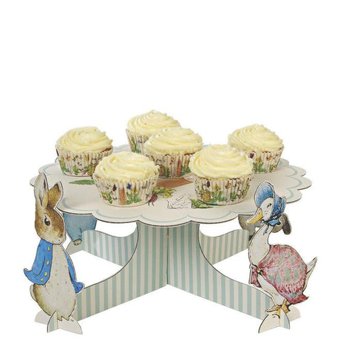 Peter Rabbit - Cake Stand - Miss Coppelia