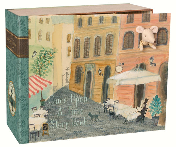 Casita de ratones - mouse book - Miss Coppelia