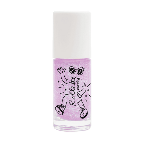 Nailmatic -  gel con brillantina cereza