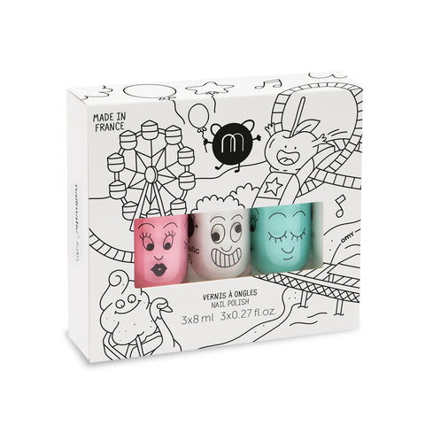 Nailmatic - Pack de esmalte de uñas FUNFAIR
