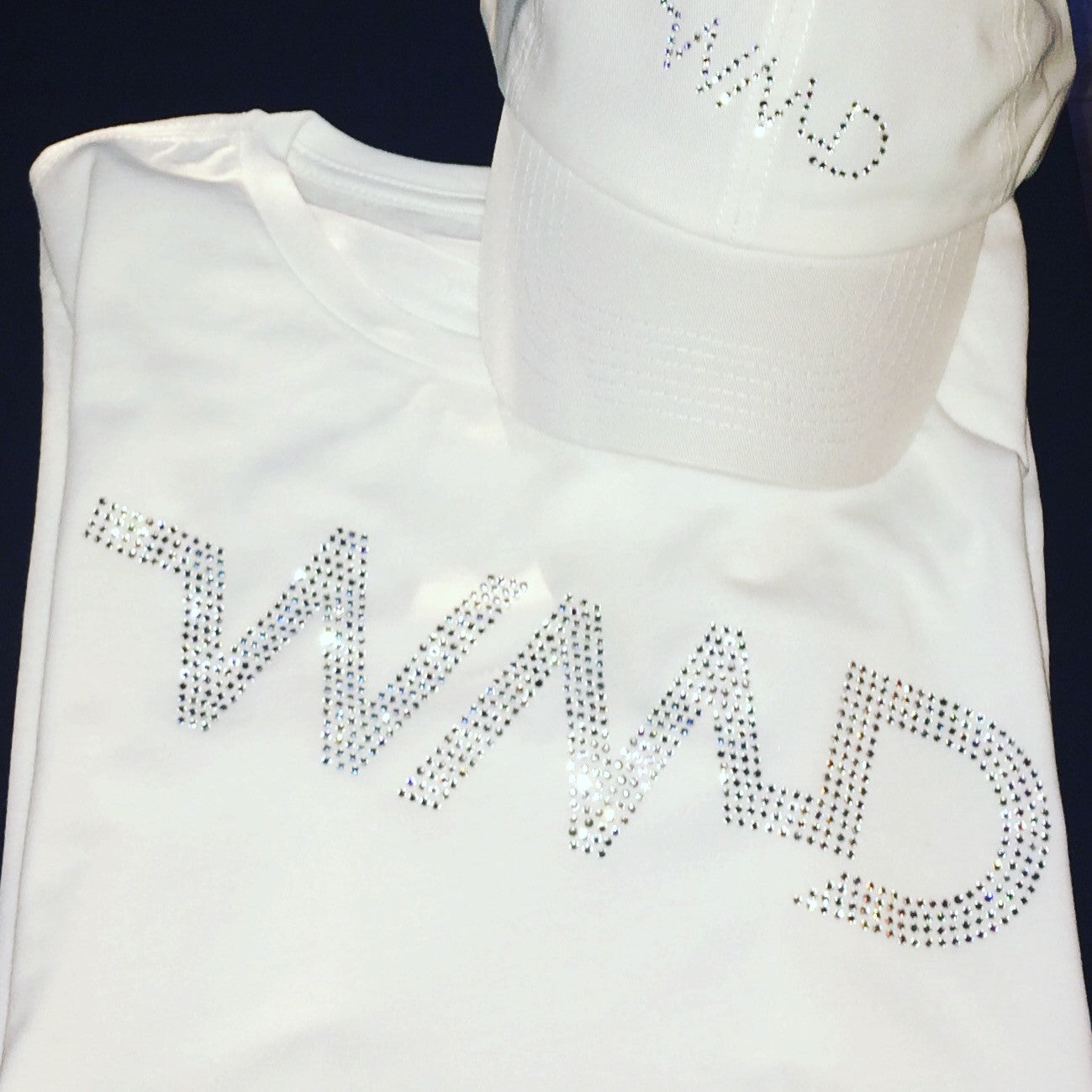 Women's WMD short sleeved shirt/Hat set