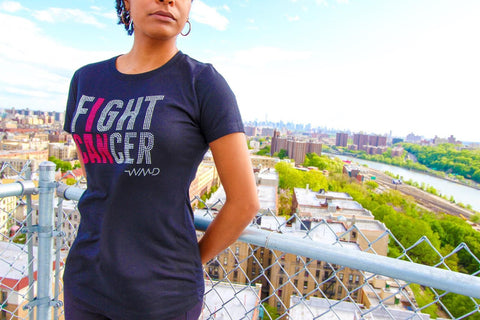 Ladies T-Shirt - Cancer Awareness