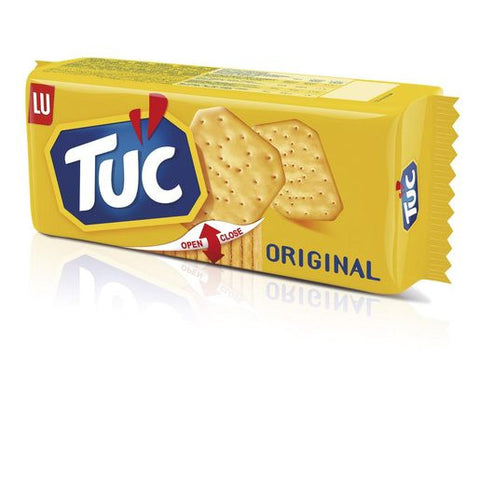 LU TUC crackers paquete 100 grs