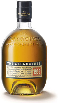 Whisky The Glentrothes