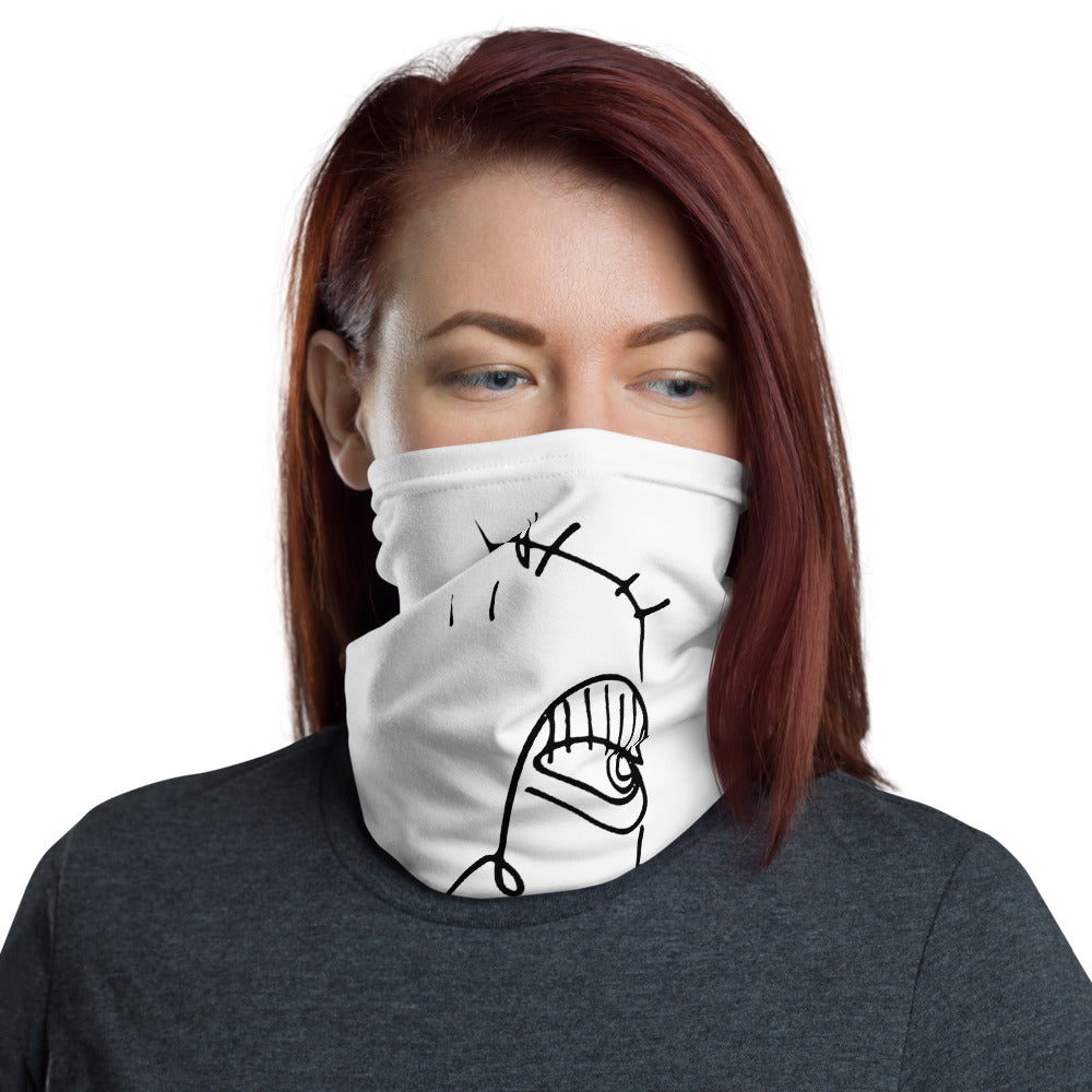 City Skate Project Neck Gaiter Buff Mask