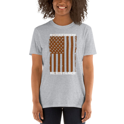 Indy Resist Short-Sleeve Unisex T-Shirt