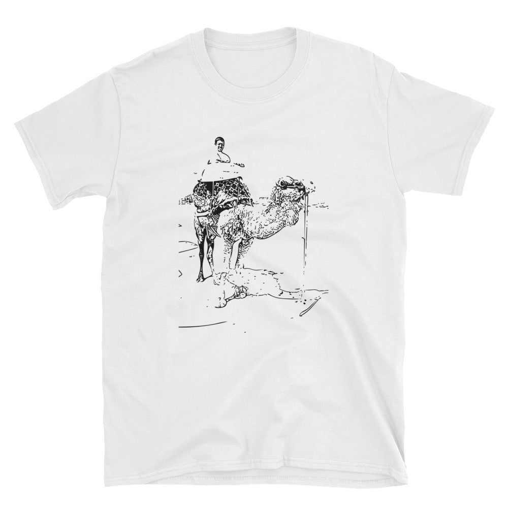 Johnny don't Surf no More Short-Sleeve Unisex T-Shirt