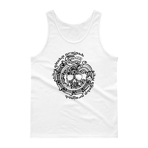 Aztec Dragon CSP Skateboarding Tank top