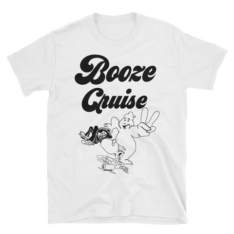 Boo-ze Cruise 2 Skateboarding Short-Sleeve Unisex T-Shirt