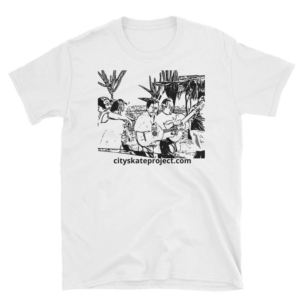 Los Musicos Short-Sleeve T-Shirt