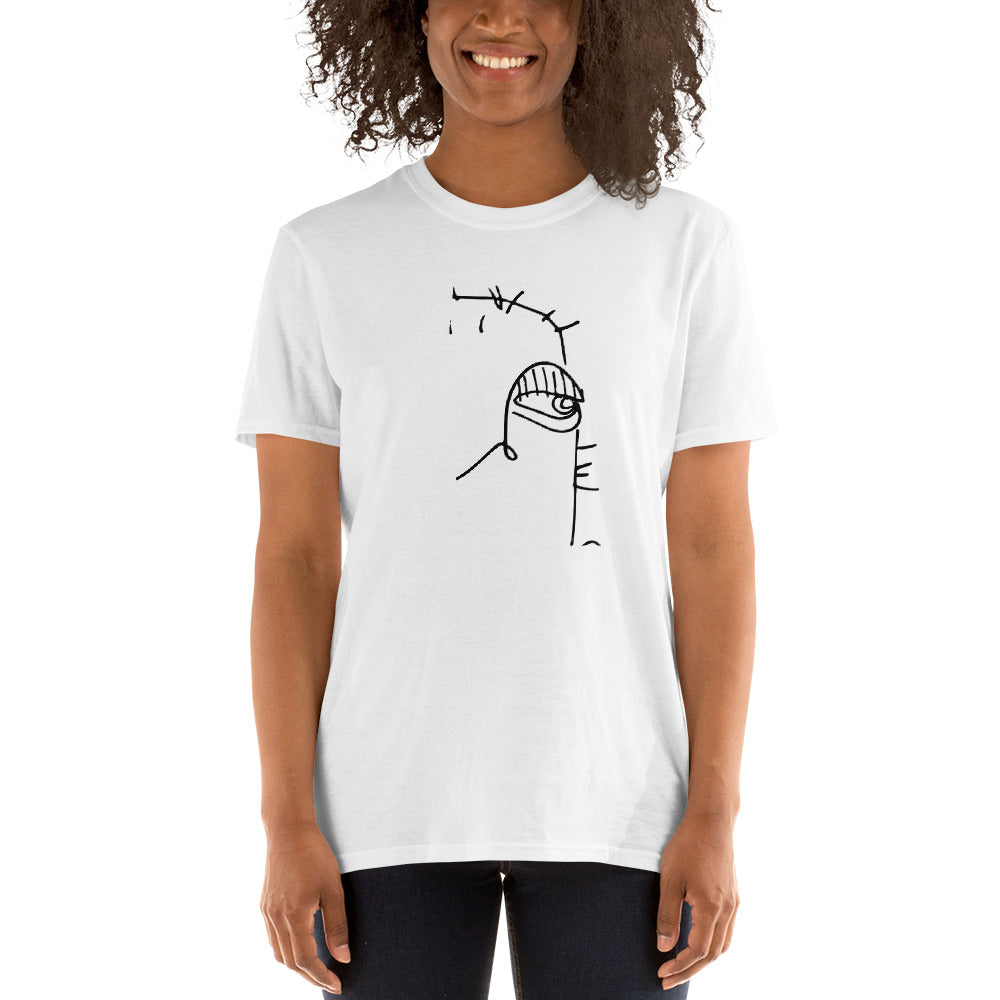 Anette S EYE BALL Short-Sleeve Unisex T-Shirt