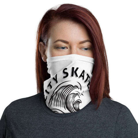 City Skate Project Wave Neck Gaiter Buff Mask