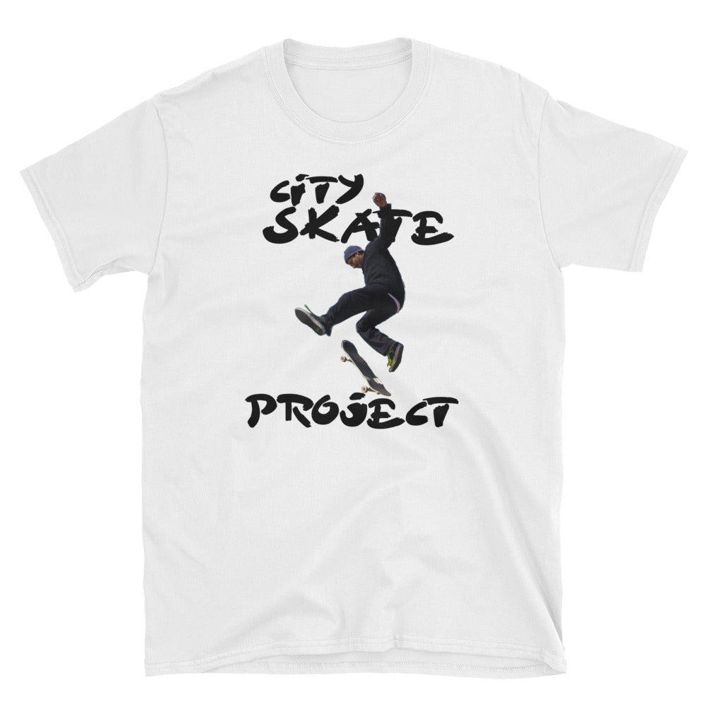 Kickflips are Us Short-Sleeve Skateboard T-Shirt