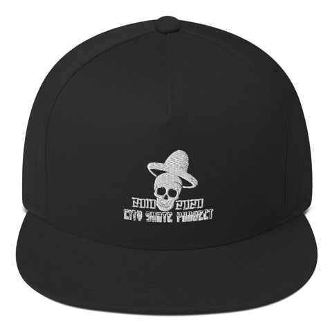 10 Años Flat Bill Cap City Skate Project