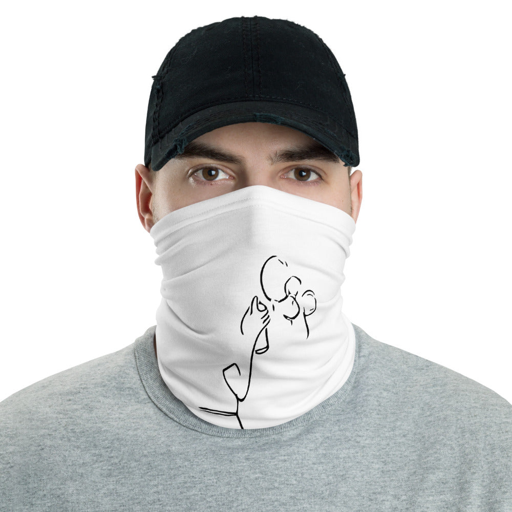 City Skate Project Neck Gaiter Buff UV Sunblock and Mask