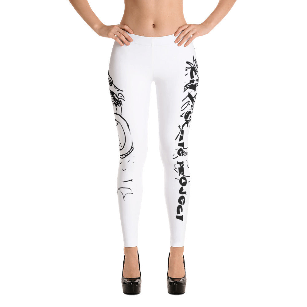 City Skate Project Leggings