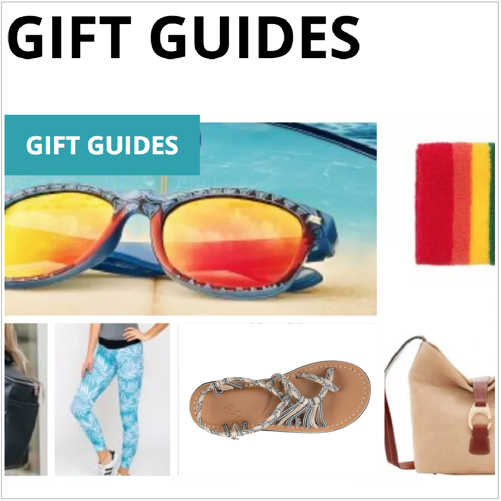 Gifts for Sun-Seekers in Splash Mag