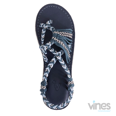 Vines Braided Sandals Make Waves X Toe