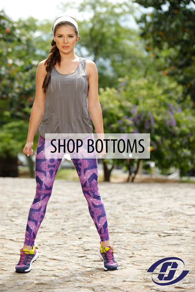 Private Label Women's Leggings - Yoga Pants - Activewear
