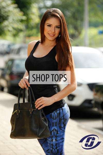Women's private label  Mesh Tops & Sport Bra's
