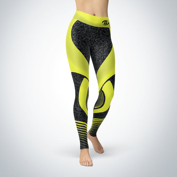 Ogiis Bumble Bee Leggings