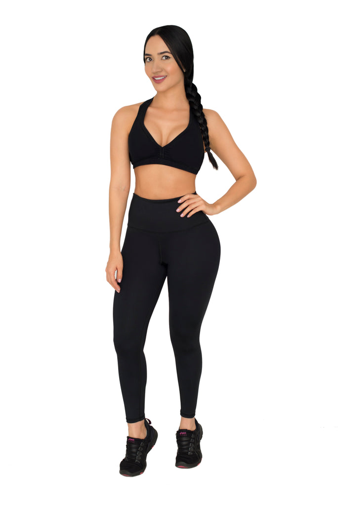 Ogiis Black Compression Leggings