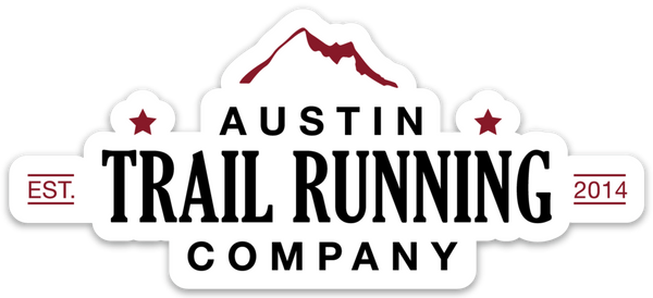 Austin Trail Running Company Stickers