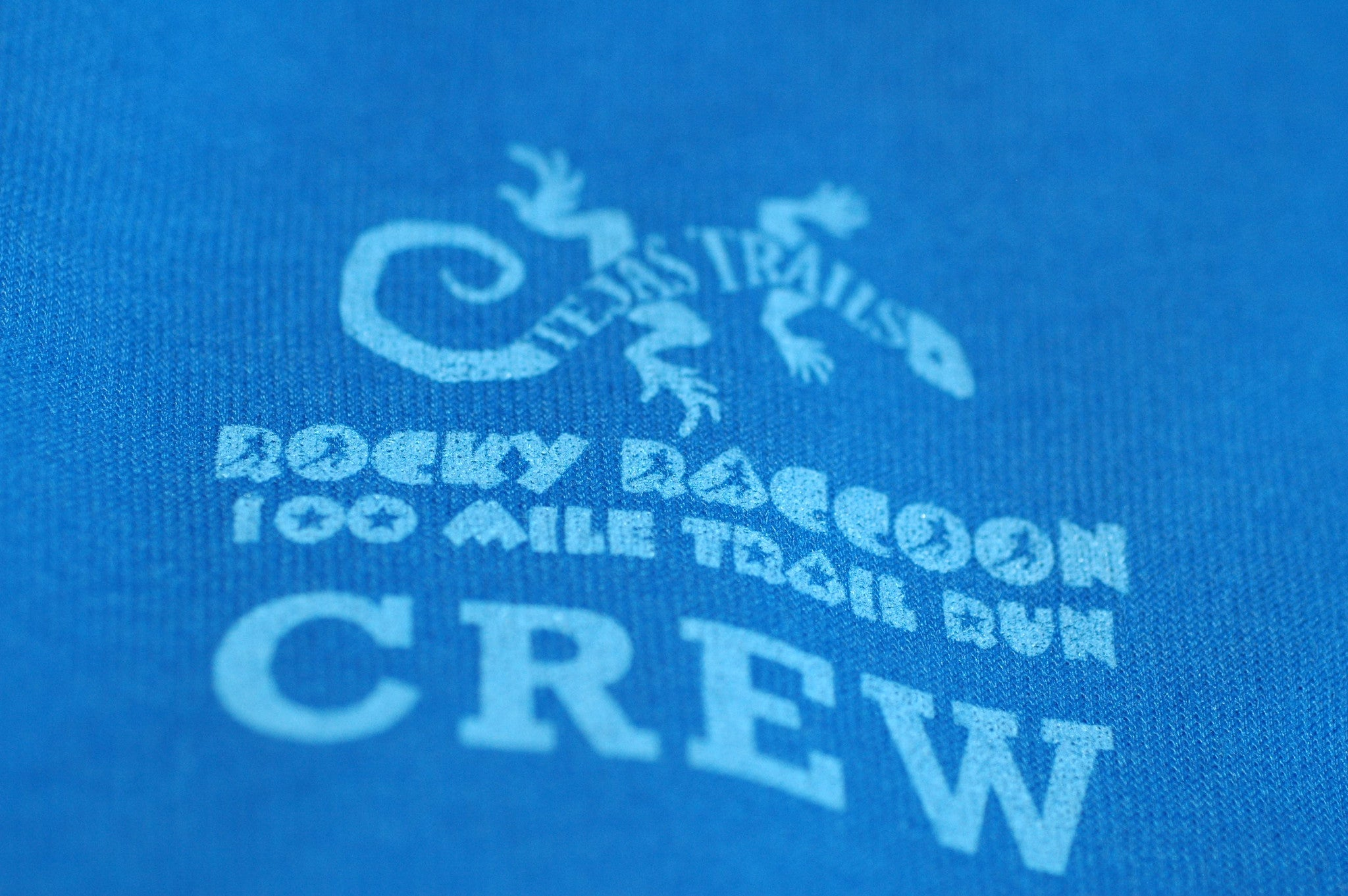 Rocky Raccoon Crew Hoodies