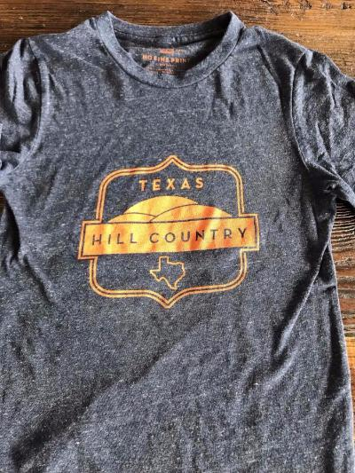 No Fine Print Tee's- Hill Country Tee