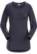 Arc'teryx Motus Crewneck Long Sleeve T- Women