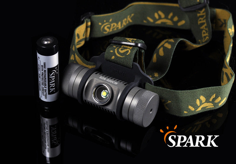 Spark Light- SD6-500CW