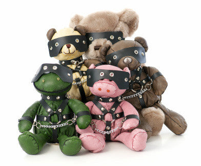 Bondage Bears and other Bondage Pets