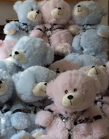 Soft Bondage Bears