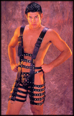 Men's Full Body Harness
