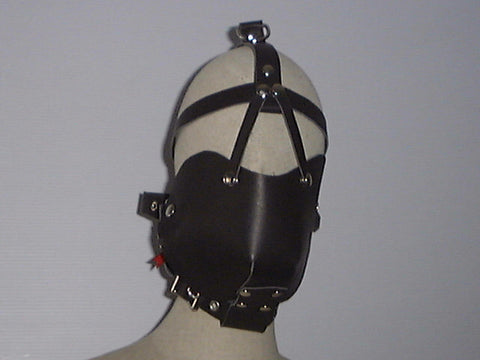 Head Harness - Leather