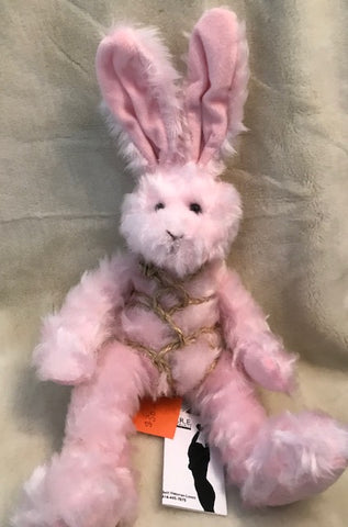 Pink Bunny - Roped Up!
