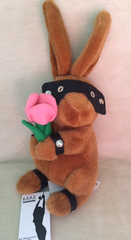 "9"" Bunny with a Tulip"