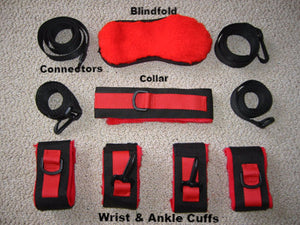 Webmaster Packaged Goods - Cuffs