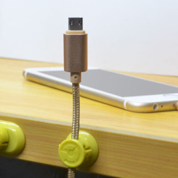 Mobile Phone Cable Organiser
