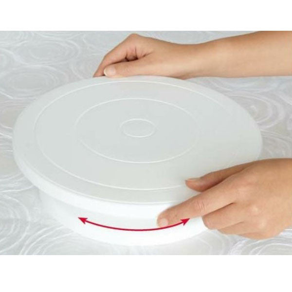 Cake Decorating Turntable - Baking Tools