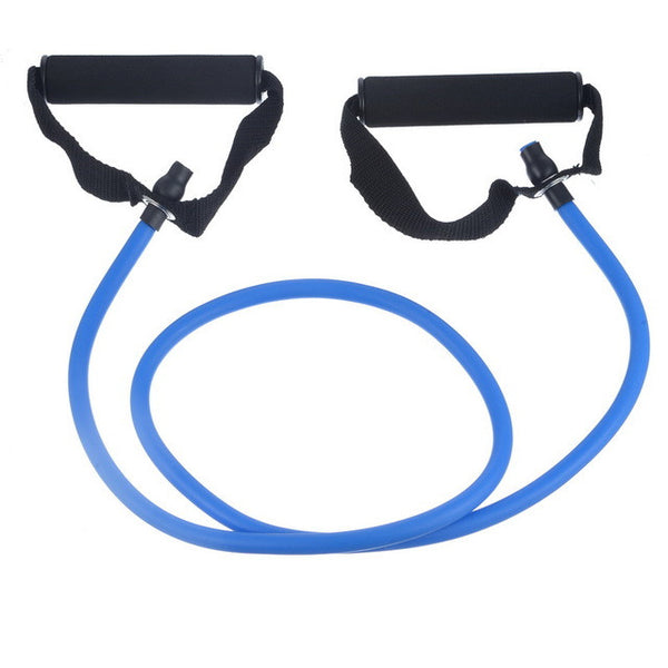 120cm Yoga Pull Rope Fitness Resistance Bands