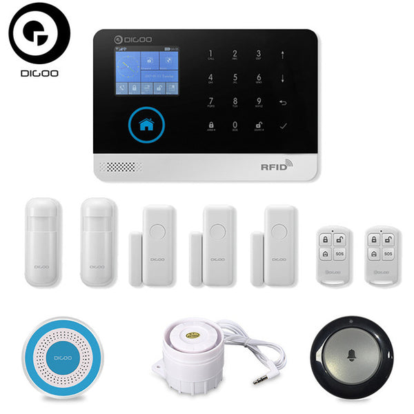 DIGOO DG-HOSA Smart Home Security Alarm Systems Kits