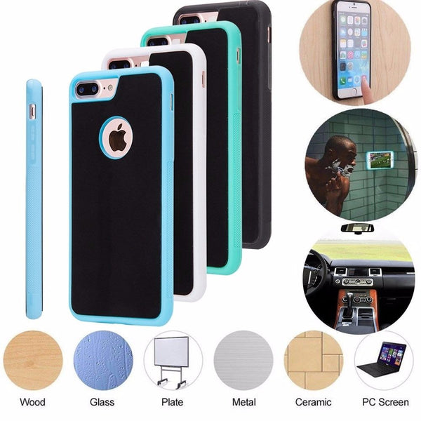 New Anti gravity magical Cover Case For Apple iPhone 6, 6 plus, 7 and 7 plus