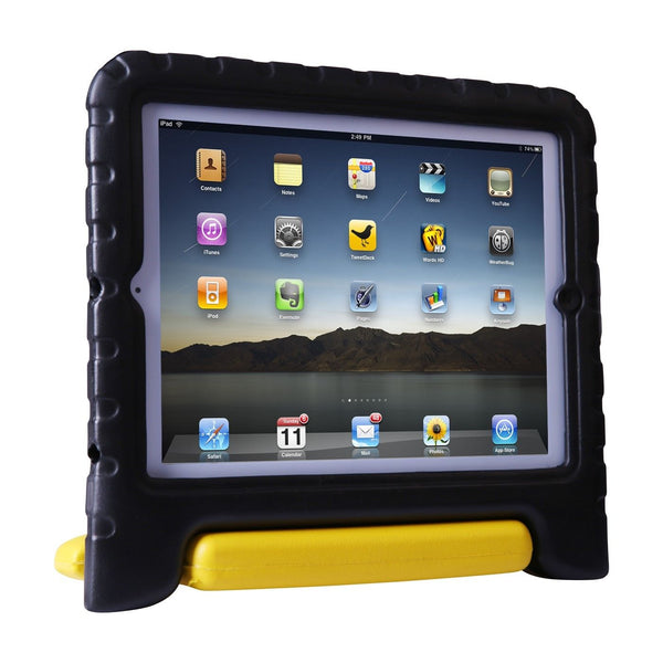 iPad Shock Proof Case for Kids with Handle or Stand for ipad 2 3 4