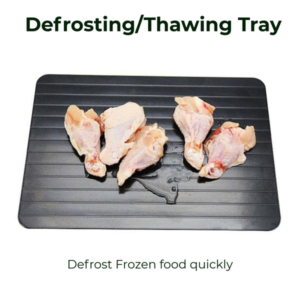 Anto's Kitchen Defrosting/Thawing Tray