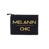 Makeup Bag - Melanin Chic (other colours available)