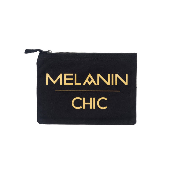 Melanin Chic Makeup Bag (other colours available)