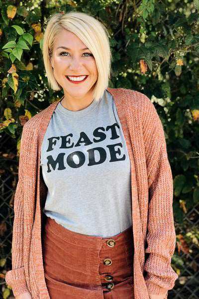 Feast Mode Graphic Tee
