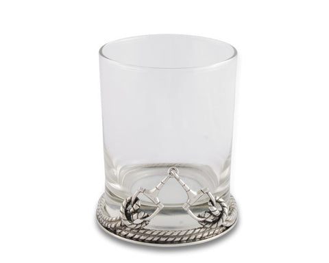 D Ring Bit DBL Old Fashioned Glass
