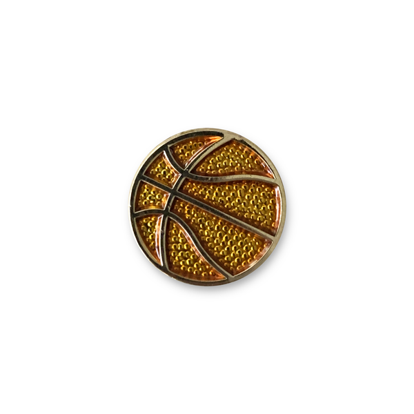 Basketball Pin